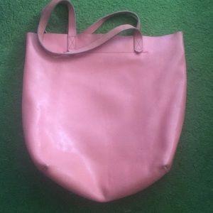Madewell Bags - Madewell Medium leather Transport Tote.